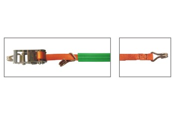 35MM Lashing Strap For Vehicle Transportation - LC 15 kN