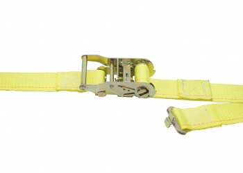 Logistic Strap With Ratchet Buckle & Butterfly Fittings