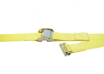Logistic Strap With Cam Buckle & Spring Loaded Fitting