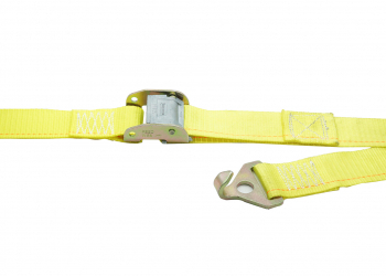 Logistic Strap With Cam Buckle & F Track Hooks
